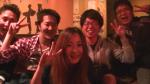 ミカちゃんと生徒達とスタッフの写真